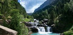 Gradas de Soaso (dobetoh) Tags: dobetoh nikon d3300 water waterfall river mountain landscape spain pyrenees europe august summer trekking hiking