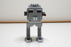 AT-ST: Front (Evrant) Tags: lego star wars custom st atst walker empire imperial moc