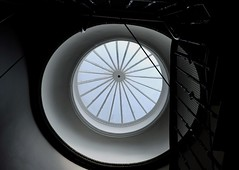 Window to the sky - HWW! (joanne clifford) Tags: cupola window skylight scotland principalhotelcharlottesquareedinburgh hww windowwednesdays windowwednesday