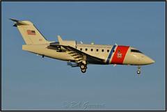 02 United States Coast Guard (Bob Garrard) Tags: canadair c143a challenger 02 united states coast guard dca kdca