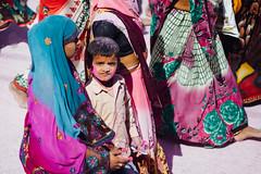 Colorful Pilgrim Children, Holi in Vrindavan India (AdamCohn) Tags: adamcohn hindu india vrindavan children color colorful holi kids pilgrim pilgrimage pilgrims होली