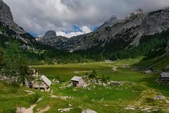 Velo polje (happy.apple) Tags: starafužina radovljica slovenia si velopolje alps slovenija mountains gore summer poletje julijskealpe julianalps