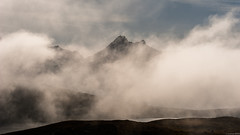 Gran Paradiso 1 (andreasbrink) Tags: italy landscape mountains summer clouds granparadiso mist
