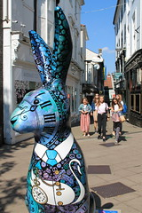 IMG_4755 (.Martin.) Tags: gogohares 2018 norwich city sculpture sculptures trail gogo go hares art norfolk childrens charity break