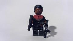 Custom LEGO X-Men: Bishop (Caruana Customs) Tags: xmen wolverine days future past lego custom figure