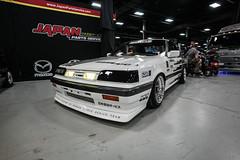 Nissan Silvia (doitJEFFSTYLE) Tags: wekfesteast wekfest wekeast japaneseclassiccars nissan silvia s12 s13 s14