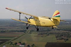 2018-09-08 Szatymaz IMG_5423_ HA-YHD (horvath.balazs1980) Tags: antonov an2 ancsa colt kétfedelű biplane szatymaz lhst ha hayhd repülőnap airshow
