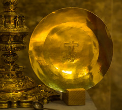 Patena (vcastelo) Tags: patena cruz museo religioso arte sacro iglesia santa maría becerril campos palencia españa spain