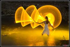 Lightpainting a Saturnia (torben84) Tags: luce light lightpainting ericpare tube luci nikon sigma tamron toscana saturnia