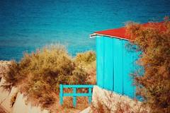 Untitled (marcus.greco) Tags: untitled house colors sea landscape minimal