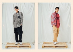 16 (GVG STORE) Tags: duckdive coordination unisex unisexcasual gvg gvgstore gvgshop casual kpop kstyle kfashion