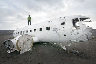 L'avion - Islande