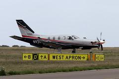 N930SA Socata TBM930 (Guernsey Airport Photography) Tags: guernseyairport n930sa socatatbm930 flyingsmartinctrustee