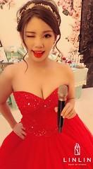 #新娘妝髮造型 #新娘秘書推薦 #台北新娘秘書 (LINLIN 專業彩妝攝影團隊) Tags: 台北新娘秘書 新秘造型 新娘妝髮