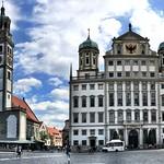 On the Augsburg market square thumbnail