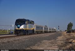 Amtrak California #2013 (Marco Stellini) Tags: amtrak california fp59h fresno oakland san joacquin usa