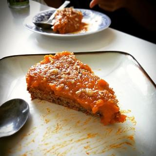 Pumpkin spicy cake 🎃��