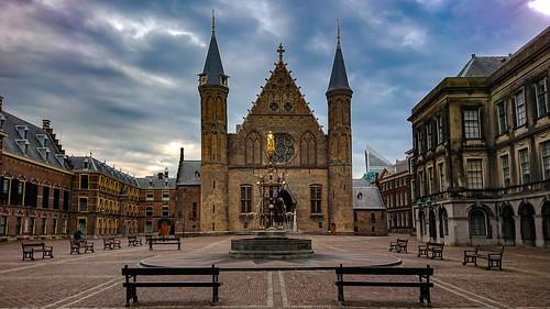 Binnenhof, The Hague, 20180813
