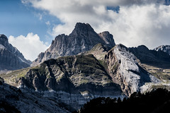 Gigantes de piedra (Fernando Two Two) Tags: montaña mountain pirineos pirinee candanchu somport astun
