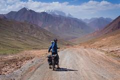 Pamir in Kyrgyzstan