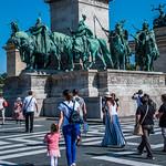 2018 - Hungary - Budapest - Heroes Square thumbnail