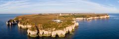 Flamborough Head (Joe Hayhurst) Tags: dji drone mavicair flamboroughhead yorkshire panorama