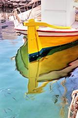 Port de Naoussa (jpbordais) Tags: bateaux boats reflection port cyclades grèce