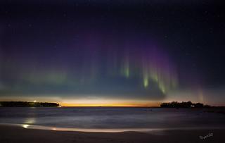 Northern Lights season starts again