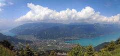View on Interlaken - Switzerland (roland_tempels) Tags: interlaken wilderswil schynige platte switzerland brienzersee thunersee
