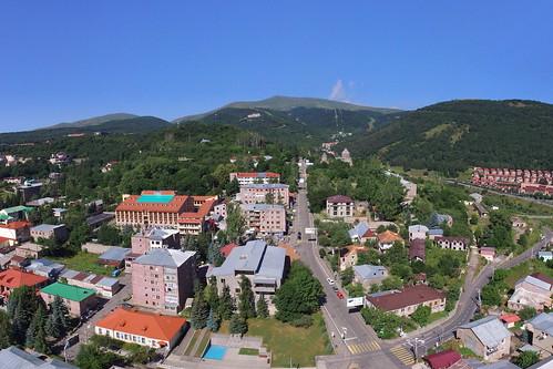 Tsaghkadzor, aerial view, 2018.07.18 (03 1) 1