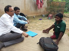 evaluation of a Community Based Rehabilitation (CBR) project for people with disability.