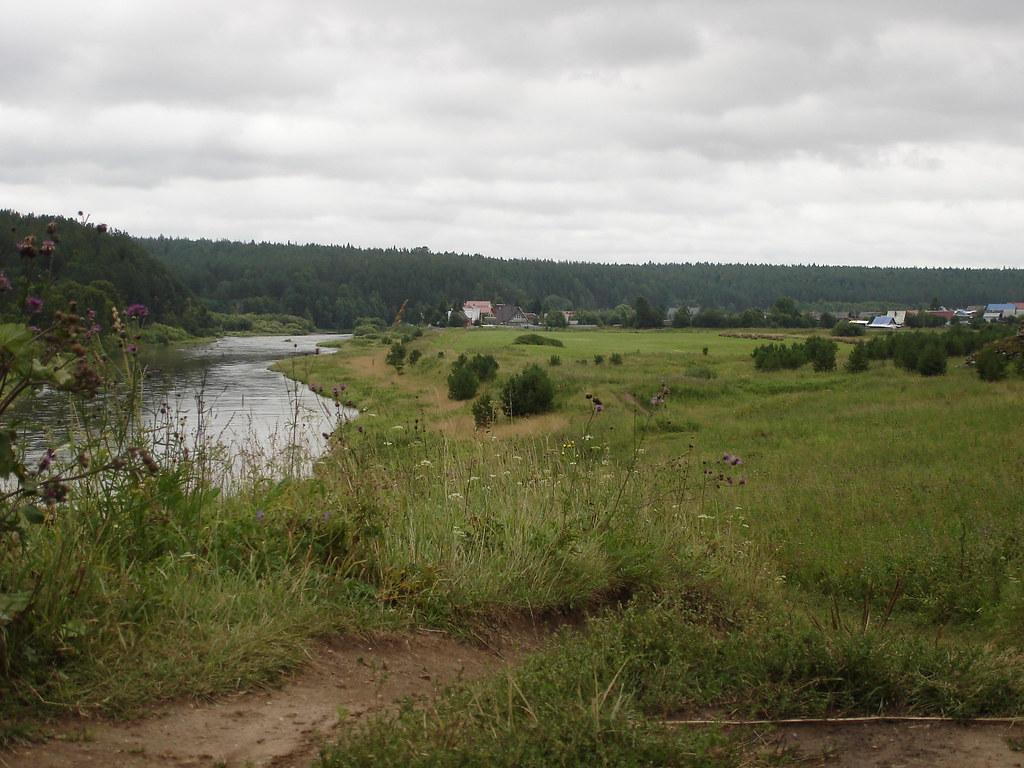 фото: Сельский пейзаж