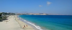 Costa Calma Feurtaventura (Ice_Trucker) Tags: feurtaventura sea sand beach waves holiday