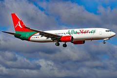 EC-MUB_02 (GH@BHD) Tags: ecmub boeing 737 738 b737 b738 737800 albastar ace gcrr arrecifeairport arrecife lanzarote airliner aircraft aviation