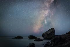 Galactic Center (Bastian.K) Tags: kreta astro twan milky milkyway milchstrase sony fe 85mm 14 gm gm85 f14 panorama panoadapter multi row mehrreihiges