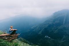 Sri Lanka (LauraJayneAustin) Tags: 2018 lauraaustin srilanka stocksy travel adventure hike landscape view cliff