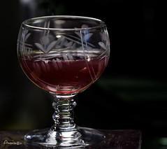 Glass (Anavicor) Tags: drinkappetizer aperitivo copa cristal glass tallado talla nikon tamron90mm d5300 anavicor anavillar villarcorreroana correro villar macro stilllife bodegón
