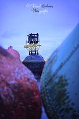 balise sur le port de commerce de Brest (pascalkerdraon) Tags: france bretagne brittany finistere penn pen ar bed brest port de commerce phares et balises