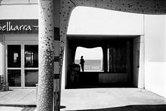 L499039050 (RG-Photographie) Tags: capbreton belharra landes paysbasque france monochrom leica leicam4 7artisans 50mm ilford delta iso400 analog film argentique shadow silhouette