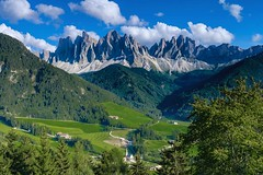 Val di Funes - Dolomites - Italy (Luis Ascenso) Tags: italy dolomites val di funes