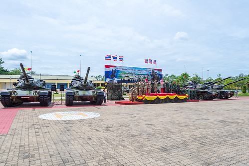 Hanuman Guardian 2018 wraps up between US Army, Army National Guard and Royal Thai Army