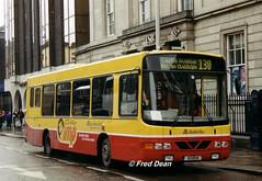 Dublin Bus WV41 (01D10041). (Fred Dean Jnr) Tags: y969wdm dublinbusroute130 ctarf volvo b6ble wright crusaderii wv41 01d10041 lowerabbeystreetdublin dublin august2001