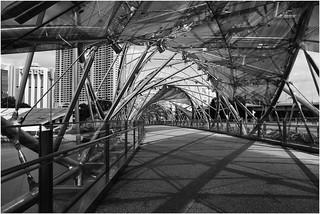 Singapore - Helix Bridge