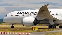 Boeing 787-8 Dreamliner JA829J Japan Airlines (William Musculus) Tags: richmond britishcolumbia canada ca vancouver international airport yvr cyvr spotting ja829j japan airlines boeing 7878 dreamliner jl jal