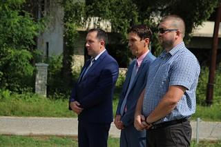 2018 - Načelnici Doboj Juga, Petrova i Usore zajedno obišli mjesta stradanja iz proteklog rata