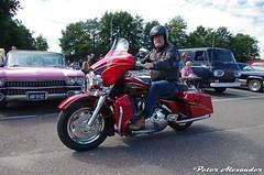 Kingcruise septIMGP060418 Peter Alexander (Peteralexander7) Tags: us cars bikes v8 harley