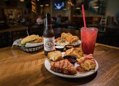 hocking-6504 (FarFlungTravels) Tags: food burrito drink eat hockinghills hungrybuffalo laurawatiloblake logan montechristo ohio tourism yuppieburger 2018