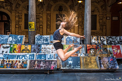 Emilie (Mickael Shooting Stars) Tags: modele shoot shooting danse street rue lille vieille bourse mode d750