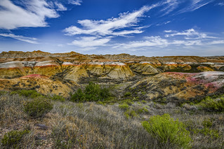 Colors Of The Badlands   -4945-08-18-