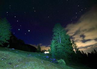 Feeling the stars